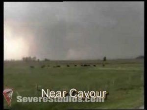 Amazing Beadle County South Dakota Tornadoes August 24, 2006
