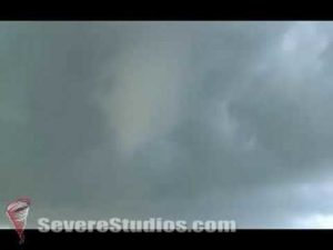 Sterling and Ellsworth Kansas Funnel Clouds