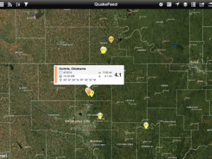 Guthrie Earthquake