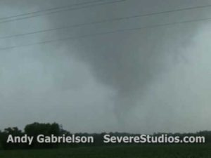 Grundy County Iowa Tornado 6-21-09