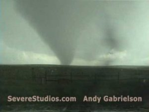 LaGrange, Wyoming Tornado 6-5-09