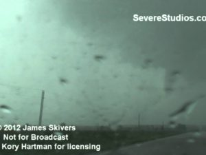 Rush Center & Langley, KS Tornadoes 4/14/12