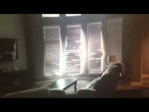 Wilie Texas Hail Storm: A View From the Inside