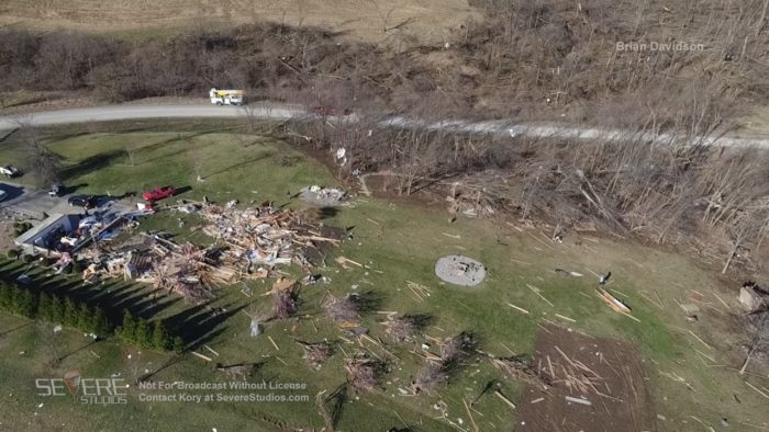 VIDEO: Missouri Tornado Damage