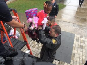 Water Rescues Houston TX 8-27-17
