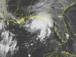 9-4 Tropical Storm Gordon Visible
